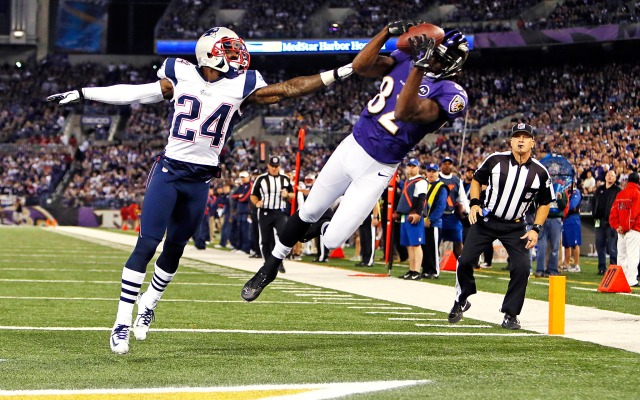 Torrey Smith Touchdown Catch