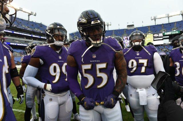 Ravens Pregame